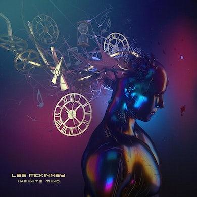 Lee McKinney - 'Infinite Mind' CD Digipak