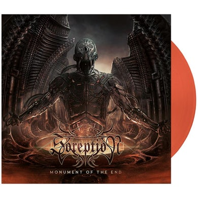 'Monument of the End' Trans Orange Vinyl