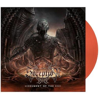 Soreption - 'Monument of the End' Trans Orange Vinyl