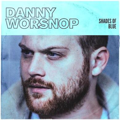 Danny Worsnop - 'Shades of Blue' CD Digipak