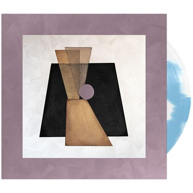 CHON - 'CHON' White/Blue Swirl Vinyl