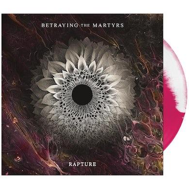 Rapture' Neon Red & White Vinyl