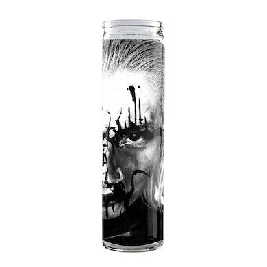 Poppy - Prayer Candle