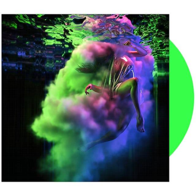 """Erra Eye of God / Millionaire' Single 7"""" Neon Green Vinyl"""