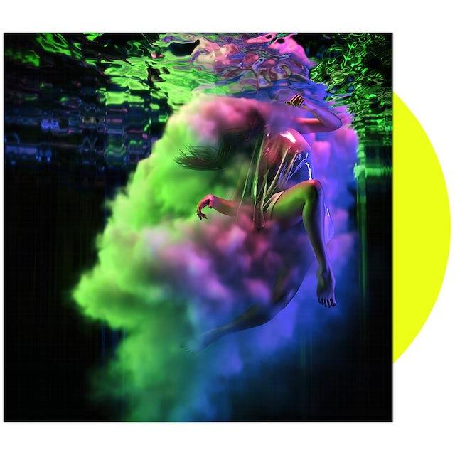 """Erra Eye of God / Millionaire' Single 7"""" Neon Yellow Vinyl"""