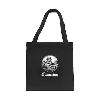 Sumerian Merch Sumerian Records - Glow in the Dark Sphinx Tote Bag