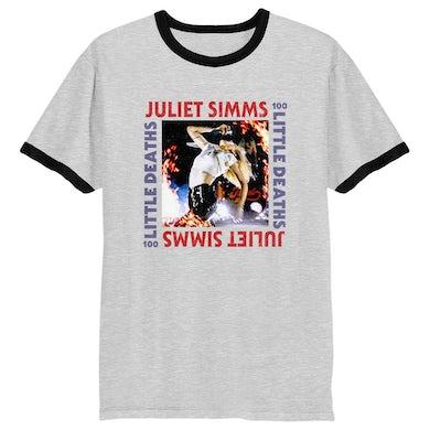 Juliet Simms - Photo Ringer Tee