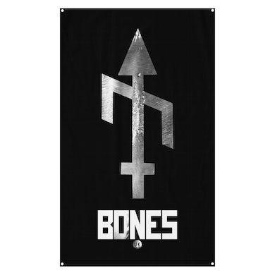 BONES UK - Sigil Wall Flag