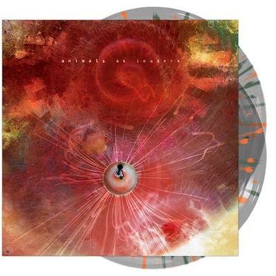 'The Joy of Motion' Clear w/ Neon Orange & Green Splatter Vinyl