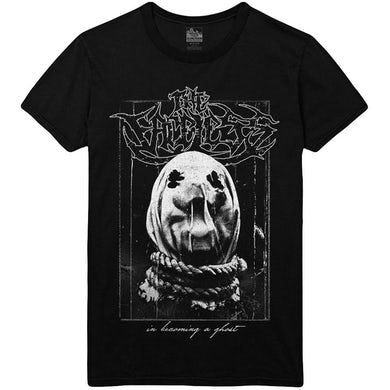 In Becoming A Ghost Album Art Tee