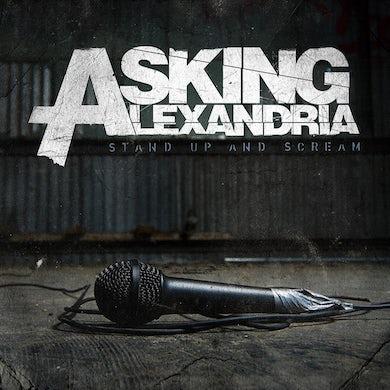 Asking Alexandria - 'Stand Up & Scream' CD