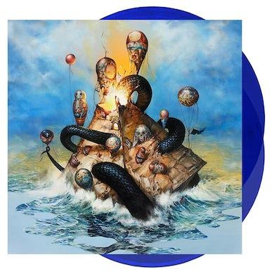 Circa Survive - 'Descensus' Trans Blue Vinyl