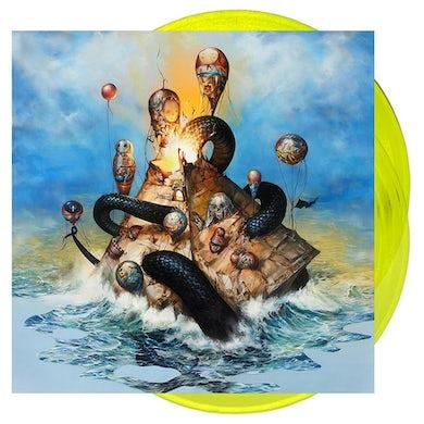 Circa Survive - 'Descensus' Trans Yellow Vinyl