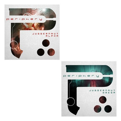 Periphery - 'Juggernaut' CD Bundle