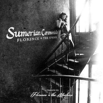 Sumerian Merch Florence + The Sphinx - 'Sumerian Ceremonials' CD