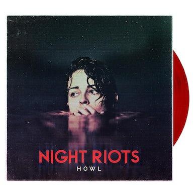 Night Riots - Howl 'Trans Red' Vinyl Bundle