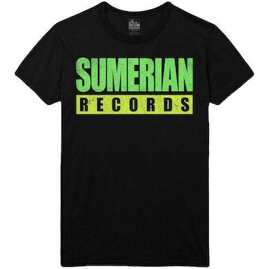 Sumerian Merch Sumerian Records - Classic Green