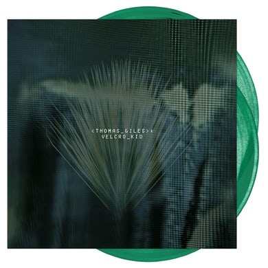 'Velcro Kid' Trans Green Vinyl