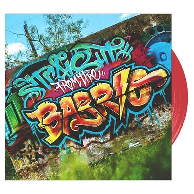Upon A Burning Body - 'Straight From The Barrio' Opaque Hot Pink Vinyl