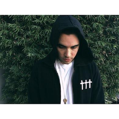 Crosses ††† -  Cloak Hoodie