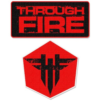 Through Fire - Patch Pack