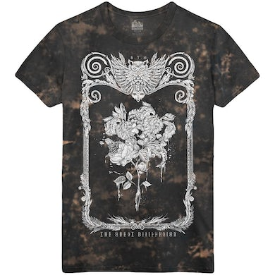 Betraying the Martyrs The Great Disillusion Acid Wash Tee