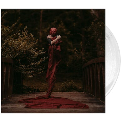Bad Omens - 'Bad Omens' Trans Cloudy Clear Vinyl