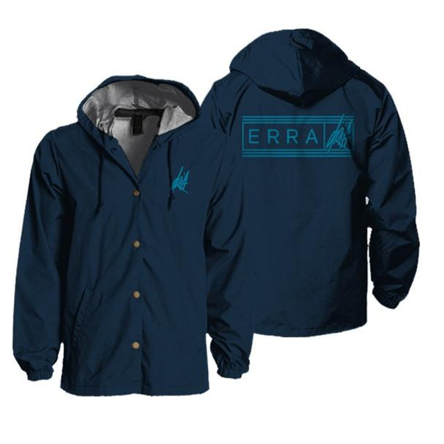Erra Drift Rain Jacket (Blue)