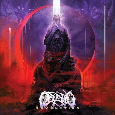 Oceano - 'Revelation' CD Digipak
