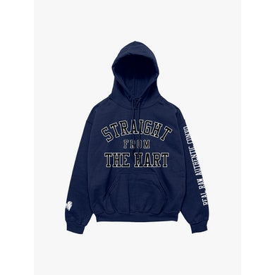 Kevin Hart Straight From The Hart Blue Hoodie