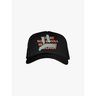 Kevin Hart Hurt Our Feelings Black Trucker Hat