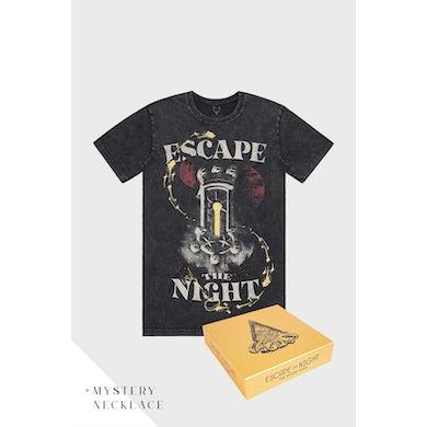 Joey Graceffa Escape The Night Tee x Board Game Bundle