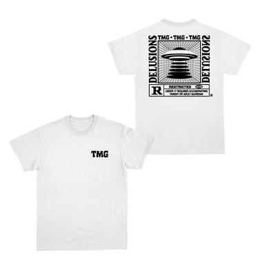 Tiny Meat Gang Delusions White T-Shirt