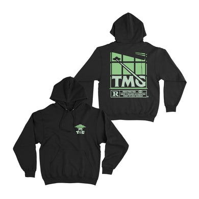 Tiny Meat Gang Abduction Black Hoodie