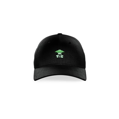 Tiny Meat Gang Abduction Black Dad Hat