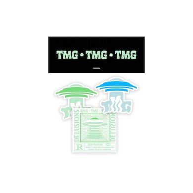 Tiny Meat Gang TMG Sticker Pack