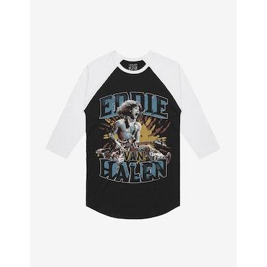 Eddie Van Halen Vintage Eddie Raglan