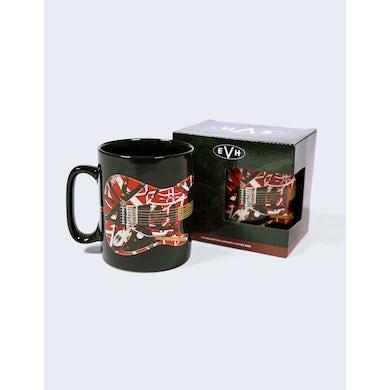 Eddie Van Halen Frankenstein Mug