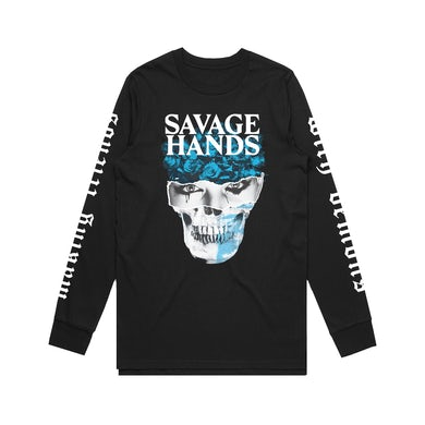 Savage Hands - Friends With Demons Long Sleeve