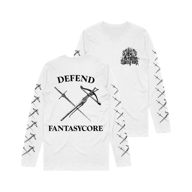 The Wise Man's Fear The Wise Man's Fear - Defend Fantasycore Long Sleeve