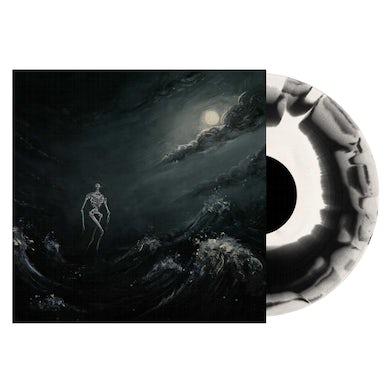 Broadside - 'Into The Raging Sea' Bone and Black Swirl Vinyl