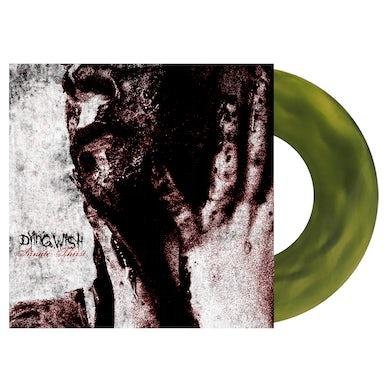 """Dying Wish - 'Innate Thirst' Swamp Green & Beer 7"""" Vinyl LP"""