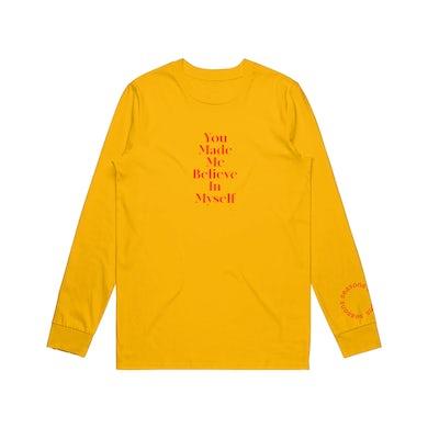 Broadside - Yellow Circles Long Sleeve