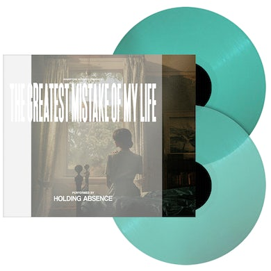 Holding Absence - 'The Greatest Mistake Of My Life' Green Vinyl