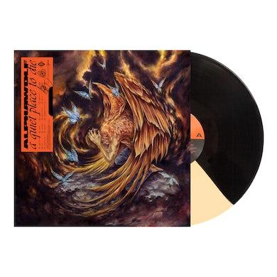'A Quiet Place to Die' Gold/Black Vinyl