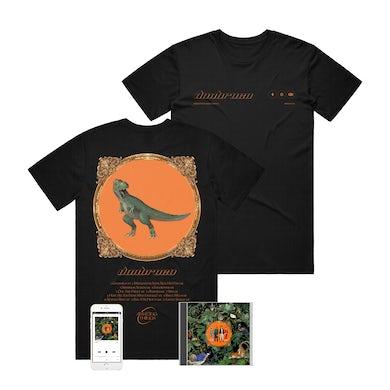 Don Broco - 'Amazing Things' Dino Tee Pre-Order Bundle