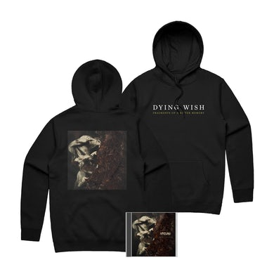 Dying Wish - Fragments Of A Bitter Memory Hoodie Bundle