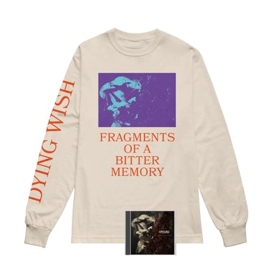 Dying Wish - Fragments Of A Bitter Memory Long Sleeve CD Bundle