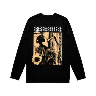 Holding Absence - Tracklist Long Sleeve