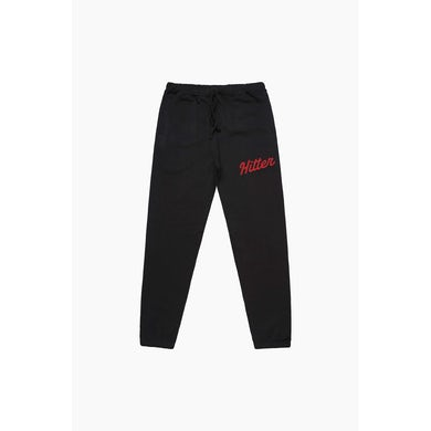 Theo Von Hitter Black Sweatpants